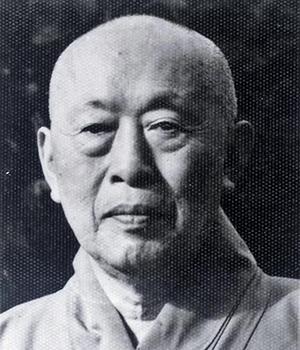 釋巨贊 / Shi Juzan