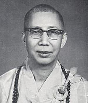 釋竺摩 / Shi Zhumo