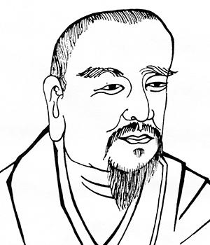 釋藕益 / Shi Ouyi