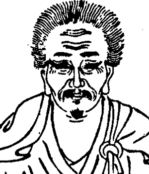 釋圓悟 / Shi Yuanwu