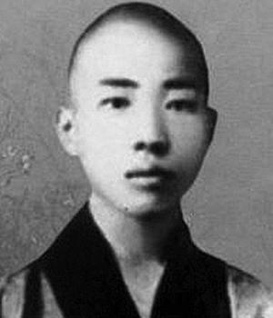 釋曼殊(蘇曼殊) / Shi Manshu (Su Manshu)