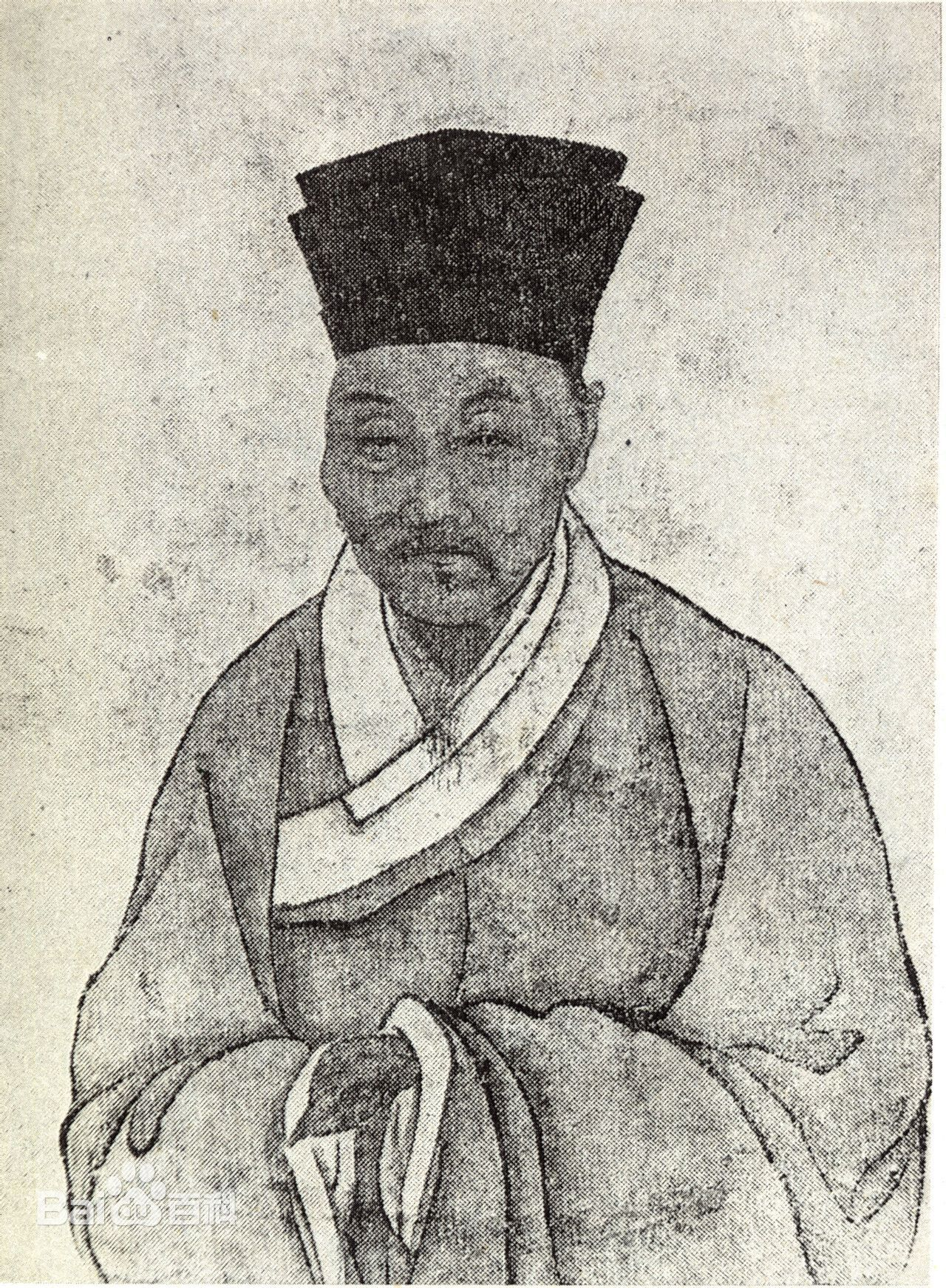 趙宧光 / Zhao Yiguang