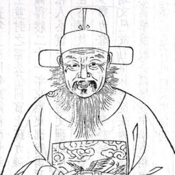 趙志皋 / Zhao Zhigao
