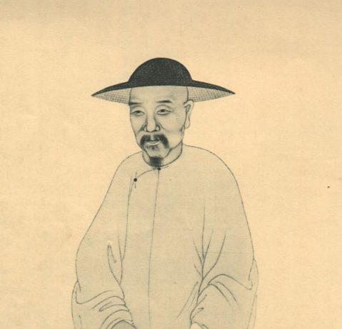 朱彝尊 / Zhu Yizun