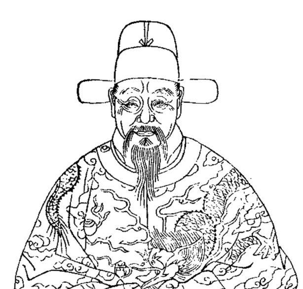 朱賡 / Zhu Geng